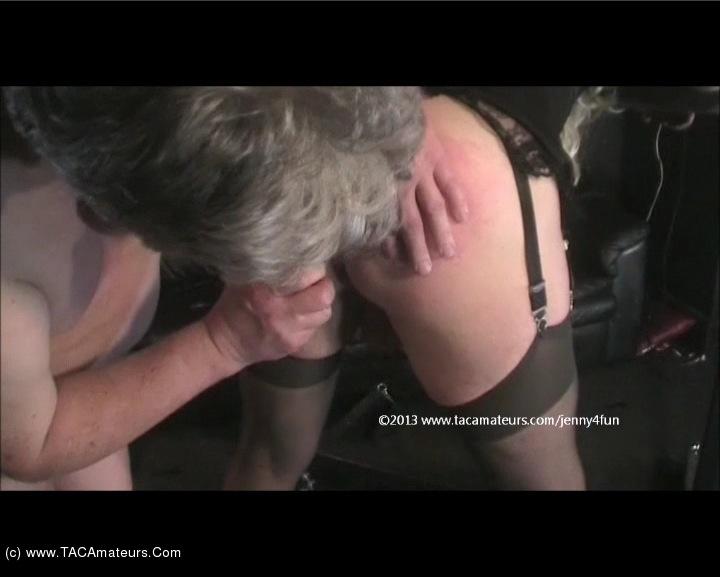 Jenny4Fun - Stocks Pt3 scene 2