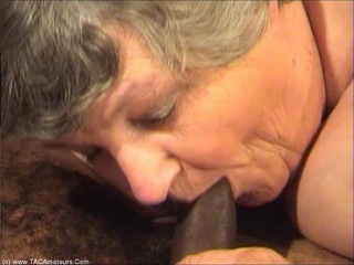 Grandma Libby - Interracial Fantasy Pt5 HD Video