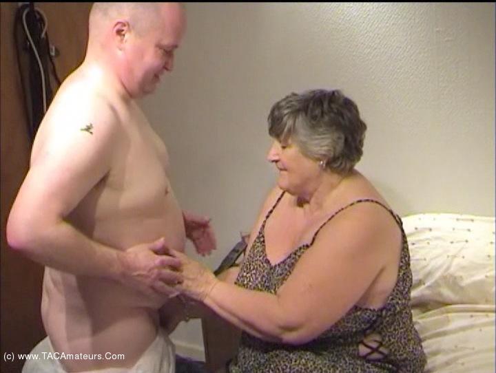 GrandmaLibby - The Decorator Pt1 scene 3