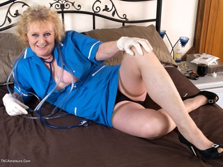 Claire Knight - The Naughty Nurse Picture Gallery