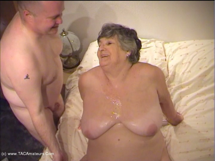 GrandmaLibby - The Decorator Pt5 scene 0