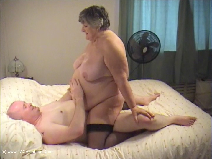 GrandmaLibby - The Decorator Pt5 scene 3
