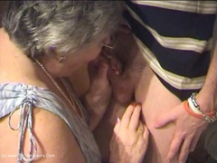 Grandma Libby - Naughty Neighbour Pt1 HD Video