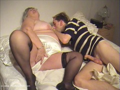 GrandmaLibby - Naughty Neighbour Pt2 HD Video