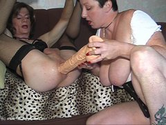 MaryBitch - Anal Games With Tranny Christelle Pt1 Video