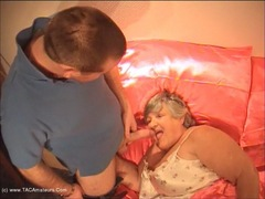 Grandma Libby - Morning Glory Bareback Pt1 HD Video