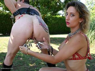 Mary Bitch - BDSM Games With Marjorie Picture Gallery
