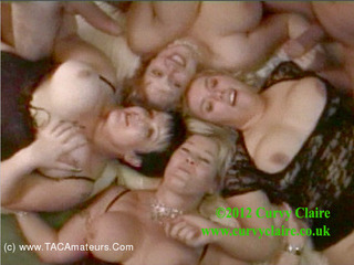 Curvy Claire - Orgy Pt5 HD Video
