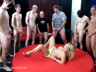 Nude Chrissy - Gang Bang Pt2 HD Video