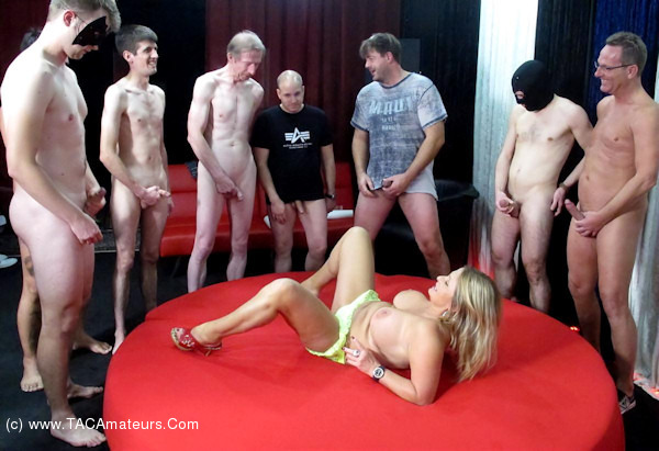 Nude Chrissy - Gang Bang Pt2 video