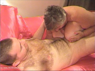 Grandma Libby - Morning Glory Bareback Pt2 HD Video