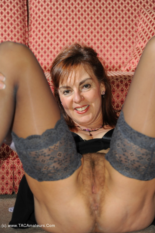For all pantyhose lovers she has it all 4