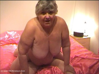 Grandma Libby - Morning Glory Bareback Pt5 HD Video