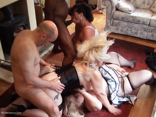 Gina George - The Orgy Pt3 HD Video