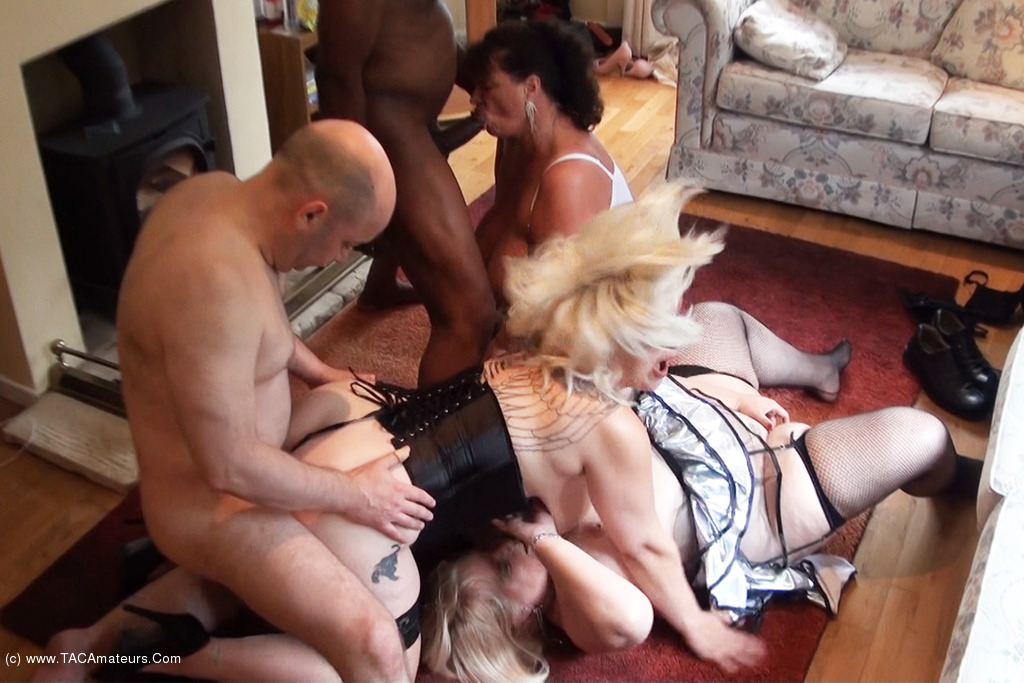 GinaGeorge - The Orgy Pt3 scene 0