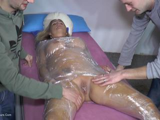 Nude Chrissy - Wrapped HD Video
