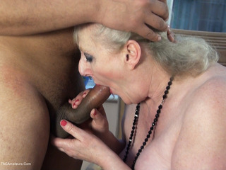 Claire Knight - Fun In The Conservatory Pt1 HD Video