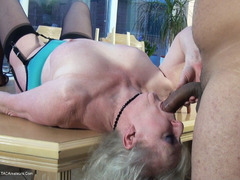 ClaireKnight - Fun In The Conservatory Pt2 HD Video