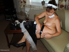 Georgie - French Maid Photo Album