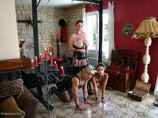 Mary Bitch - BDSM With Marjorie  Diana Pt1 Picture Gallery