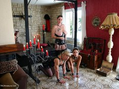 MaryBitch - BDSM With Marjorie & Diana Pt1 Photo Album