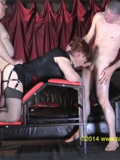 Over the bench, I can get a proper seeing to Jenny x