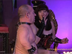 VeronicaJade - Dwarf Slap Pt3 HD Video