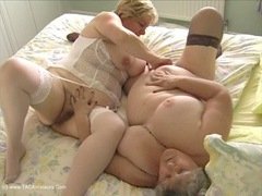 Grandma Libby - Lesbe Friends Pt7 HD Video