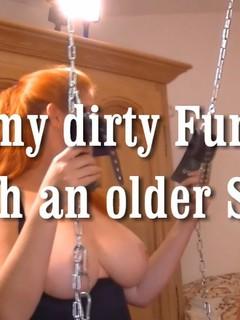 Dirty Fun With An Older Slut Pt1