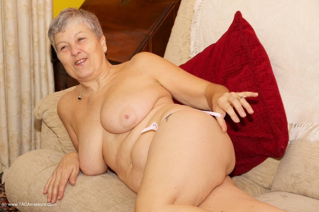 Naked double penetration
