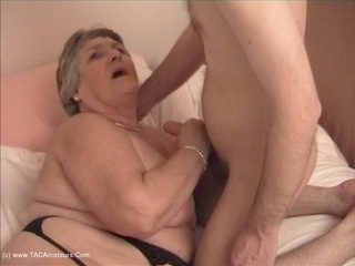 Grandma Libby - Members Marathon Fuck Pt10 HD Video