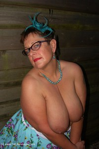 warmsweethoney - Blue Summer Dress Free Pic 3