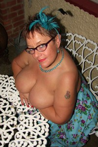 warmsweethoney - Blue Summer Dress Free Pic 4