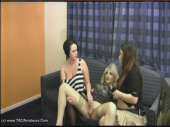 KimberlyScott - Kim, Sarah-Jane & The Trannies Pt2 Video