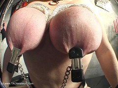 MaryBitch - Torture My Big Tits Pt2 Video