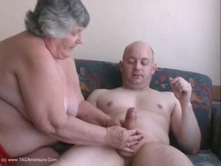 Grandma Libby - Libby  Jon Pt4 HD Video