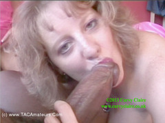 CurvyClaire - The Biggest Cock I've Ever Had Pt1 HD Video