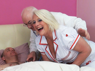 Dirty Doctor - Fucking Nurse Carol HD Video