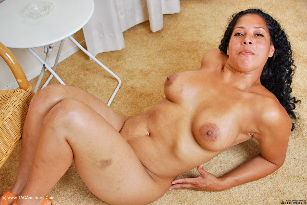 Nude middle aged latina women