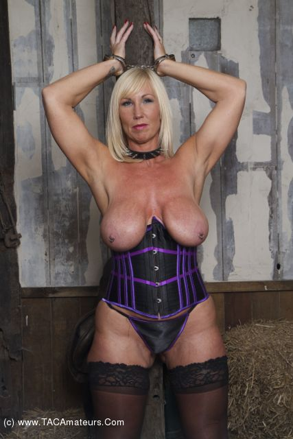 Melody - Purple Bondage Pt2 Gallery-3955