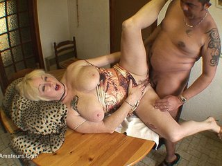Mary Bitch - Fucked In My Kitchen Pt1 HD Video