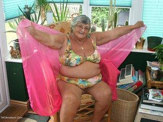 Grandma Libby - Bikini Fun Picture Gallery
