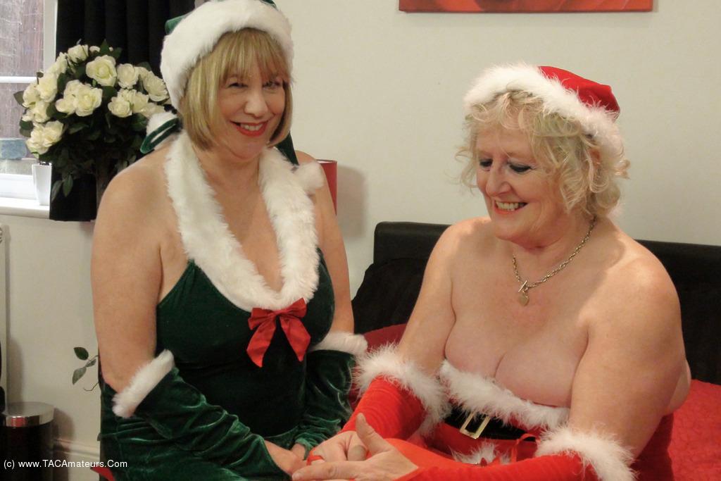ClaireKnight - Mrs Santa's Xmas Surprise Pt1 scene 1