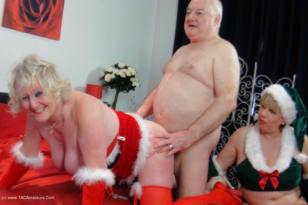 ClaireKnight - Mrs Santa's Xmas Surprise Pt2 scene 2