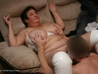 Picture Gallery from KinkyCarol - White Boots In Action Pt2.