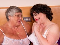 Picture Gallery from GrandmaLibby - Lesbo Fun.