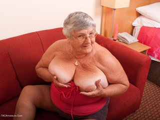 Grandma Libby - Tights Picture Gallery