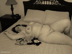 InkedOracle - Lounging On The Bed Gallery