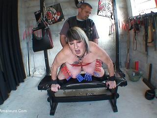 Mary Bitch - Bondage  Fucked Pt2 HD Video