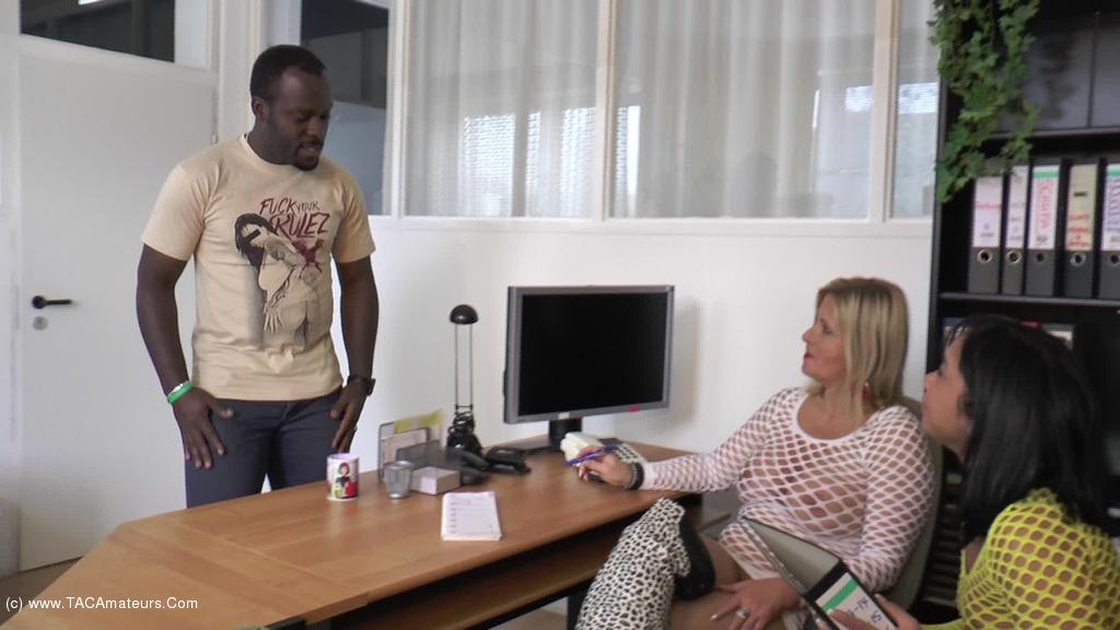NudeChrissy - Porno Casting Couch Pt2 scene 2
